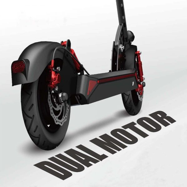 Big Wheel Ubran Speedway Dual Motor Electric Scooter