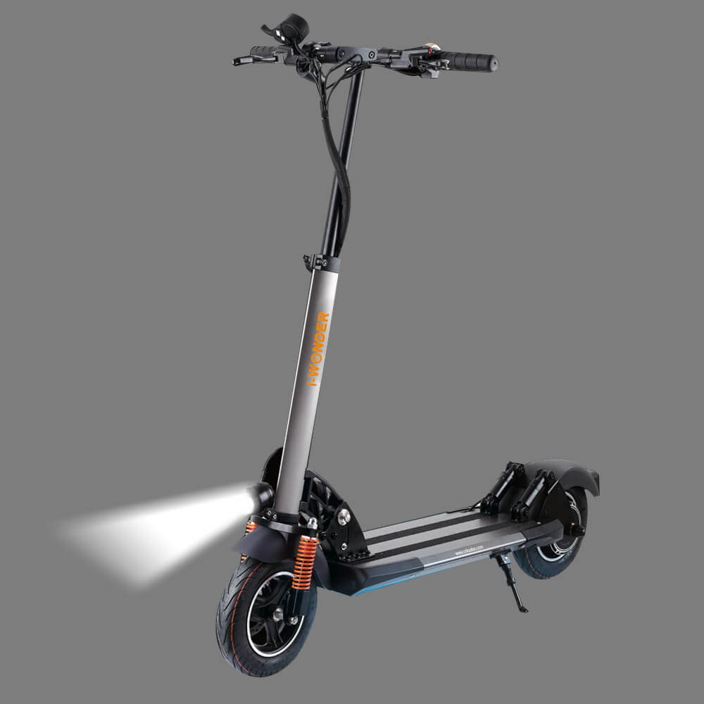 Folding Electric Motorcycle Kick Scooter For Adults